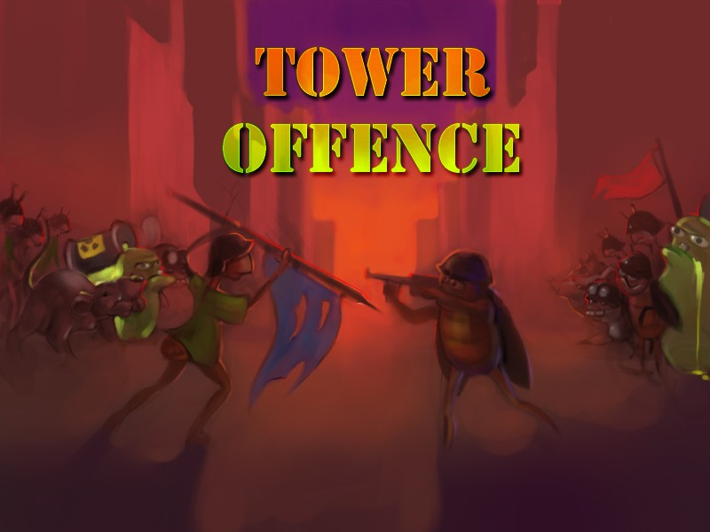 Tower Offence logo
